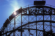 Coney Island, Cyclone, Brooklyn, New York