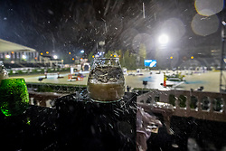 Longines Challenge Cup postponed due to heavy rain and thunder<br /> Furusiyya FEI Nations Cup Jumping Final - Barcelona 2016<br /> © Hippo Foto - Dirk Caremans<br /> 23/09/2016