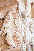 France, Saône-et-Loire(71), Autun, cathédrale Saint Lazare//France, Saône-et-Loire, Autun, Saint Lazare cathédral