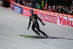 08.02.2020, Mühlenkopfschanze, Willingen, GER, FIS Weltcup Skisprung, Willingen, Herren, Wertungsdurchgang, im Bild Gregor Schlierenzauer (AUT) // reacts after his competition jump for the men's FIS Skijumping World Cup at the Mühlenkopfschanze in Willingen, Germany on 2020/02/08. EXPA Pictures © 2020, PhotoCredit: EXPA/ Tadeusz Mieczynski