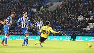Brighton and Hove Albion v Wigan Athletic 041114