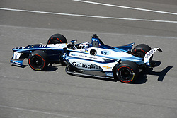 April 30, 2018 - Indianapolis, IN, U.S. - INDIANAPOLIS, IN - APRIL 30: Max Chilton (59) during an Open Test on April 30, 2018, at the Indianapolis Motor Speedway in Indianapolis, IN. (Photo by James Black/Icon Sportswire) (Credit Image: © James Black/Icon SMI via ZUMA Press)