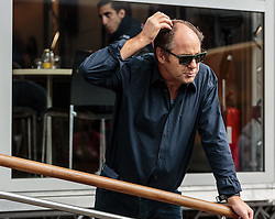 21.06.2015, Red Bull Ring, Spielberg, AUT, FIA, Formel 1, Grosser Preis von Österreich, Rennen, im Bild Gerhard Berger (AUT) // during the Race of the Austrian Formula One Grand Prix at the Red Bull Ring in Spielberg, Austria, 2015/06/21, EXPA Pictures © 2015, PhotoCredit: EXPA/ JFK