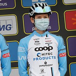 04-04-2021: Wielrennen: Ronde van Vlaanderen (Vrouwen): Oudenaarde  <br />Team COOP-Hitec Products