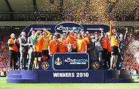 Football - Scottish FA Cup Final - Dundee United vs. Ross County<br /> <br /> <br /> Dundee United's with the Scottish FA Cup after their  3- 0  victory