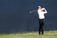 Rory McIlroy (NIR) hits out of the rough on the 9th hole during the first round of the 100th PGA Championship at Bellerive Country Club, St. Louis, Missouri, USA. 8/9/2018.<br /> Picture: Golffile.ie | Brian Spurlock<br /> <br /> All photo usage must carry mandatory copyright credit (© Golffile | Brian Spurlock)