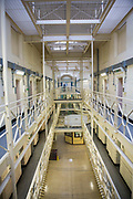 Drake wing, HMP/YOI Portland, a resettlement prison with a capacity for 530 prisoners.