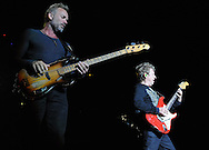 The Police Live at the MEN Aren Manchester <br /> Pix Dave nelson