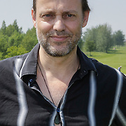 NLD/Halfweg/20120523 - Boekpresentatie Willem van Hanegem, Hugo Borst