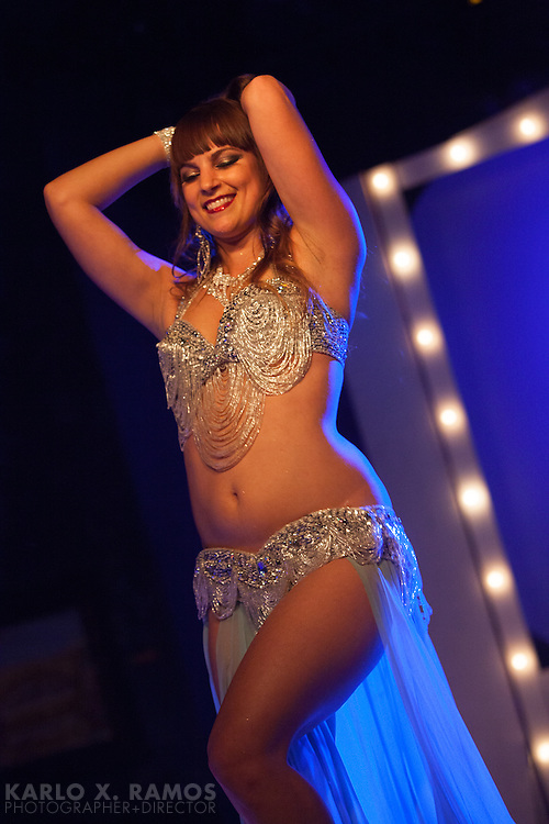 Alia Mohamed<br /> Ruby Review at House of Blues<br /> Dallas, TX<br /> June 2013