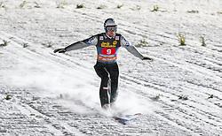 30.12.2011, Schattenbergschanze / Erdinger Arena, GER, Vierschanzentournee, FIS Weldcup, Wettkampf, Ski Springen, im Bild Wolfgang Loitzl (AUT) // Wolfgang Loitzl of Austria  during the competition of FIS World Cup Ski Jumping in Oberstdorf, Germany on 2011/12/30. EXPA Pictures © 2011, PhotoCredit: EXPA/ P.Rinderer