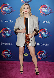 Rachel Bloom at the 2018 Teen Choice Awards held at The Forum on August 12, 2018 in Inglewood, Ca. © Meleah Loya/AFF-USA.COM. 12 Aug 2018 Pictured: Chloe Grace Moretz. Photo credit: MEGA TheMegaAgency.com +1 888 505 6342