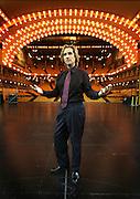 Hershey Felder at the Auditorium Theater in Chicago.