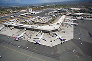 Honolulu, International Airport, Honolulu, Oahu, Hawaii