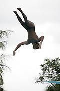 FAU SWIMMING & DIVING, October 14, 2005.