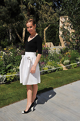 TARA PALMER-TOMKINSON at the 2011 RHS Chelsea Flower Show VIP & Press Day at the Royal Hospital Chelsea, London, on 23rd May 2011.