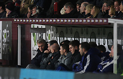 Sunderland manager David Moyes (L) - Mandatory by-line: Jack Phillips/JMP - 31/12/2016 - FOOTBALL - Turf Moor - Burnley, England - Burnley v Sunderland - Premier League