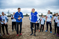 31-12-2017 NED: Sylvester Businessrun, Soest<br /> De BvdGF is het goede doel van de jaarlijkse Sylvestercross en liep met een kleine 50 man mee in de Businessrun van 8 kilometer. /