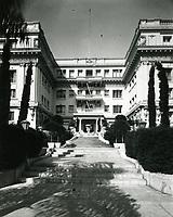 1926 Garden Court Apts. on Hollywood Blvd.