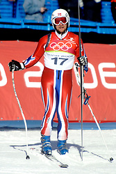 12-02-2006 SKIEN: AFDALING: OLYMPISCHE WINTERSPELEN: TORINO<br /> Kjetil Andre Aamodt (NOR)<br /> ©2006-WWW.FOTOHOOGENDOORN.NL