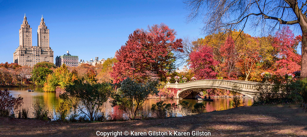 Seasons of Central Park