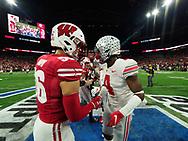 Ohio State (13-0) vs. Wisconsin (10-3