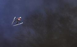 02.02.2019, Heini Klopfer Skiflugschanze, Oberstdorf, GER, FIS Weltcup Skiflug, Oberstdorf, im Bild Piotr Zyla (POL) // Piotr Zyla of Poland during his Jump of FIS Ski Jumping World Cup at the Heini Klopfer Skiflugschanze in Oberstdorf, Germany on 2019/02/02. EXPA Pictures © 2019, PhotoCredit: EXPA/ JFK