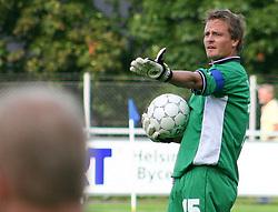 FODBOLD: Michael Skjold Hansen (Helsingør) under kampen i Landspokalturneringen, 2. runde, mellem Elite 3000 Helsingør og B.93 den 23. august 2006 på Helsingør Stadion. Foto: Claus Birch