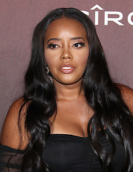 SI Celebrates the launch of 4th Annual Sports Illustrated Fashionable 50 in Los Angeles. 18 Jul 2019 Pictured: Angela Simmons. Photo credit: MEGA TheMegaAgency.com +1 888 505 6342