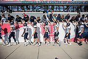 December 2, 2017: Houston, TX – Kingwood High School v. Langham Creek High School.  Photo by Michael Starghill