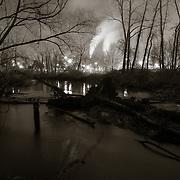 East Branch Housatonic River, Pittsfield