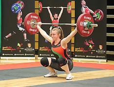Codi Pwysau / Weightlifting