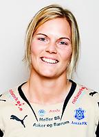Fotball Toppserien 2008 portrett portretter<br /> Asker , ASK<br /> Ingrid Hjelmseth #1<br /> Foto: Eirik Førde