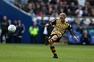 Barry Bannan of Sheffield Wednesday in action. EFL Skybet championship match, Cardiff city v Sheffield Wednesday at the Cardiff City Stadium in Cardiff, South Wales on Saturday 16th September 2017.<br /> pic by Andrew Orchard, Andrew Orchard sports photography.