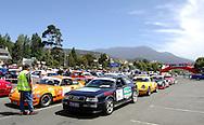 Day 2.Targa Wrest Point 2009.Southern Tasmania.1st of February 2009.(C) Joel Strickland Photographics.