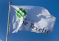 TEXEL - De Cocksdorp - Vlag Golfbaan De Texelse. COPYRIGHT KOEN SUYK