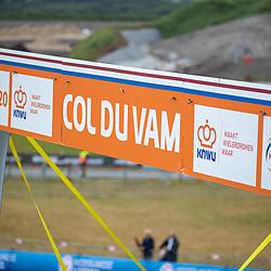 22-08-2020: Wielrennen: NK vrouwen: Drijber<br /> Col du VAM