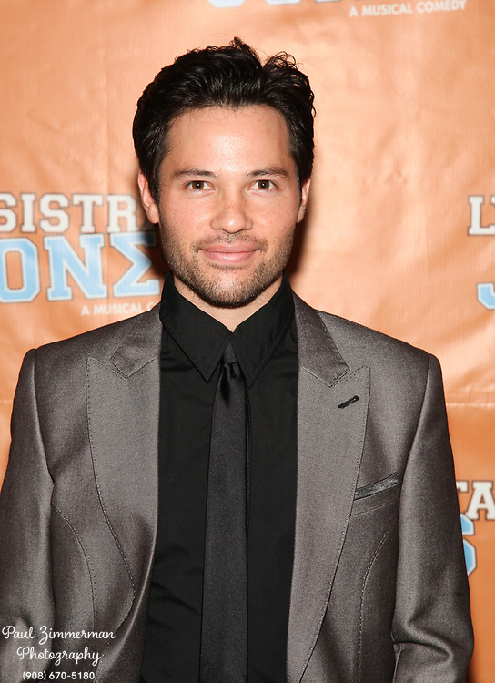 """NEW YORK, NY - DECEMBER 14:  Jason Tam attends the """"Lysistrata Jones"""" Broadway opening night after party at the New Liberty Theatre on December 14, 2011 in New York City.  (Photo by Paul Zimmerman/WireImage)"""