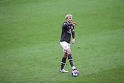 Fussball: 2. Bundesliga, FC St. Pauli - Holstein Kiel, Hamburg, 09.01.2021<br /> Philipp Ziereis (Pauli)<br /> © Torsten Helmke