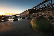 Gaviota State Park Beach in Santa Barbara County