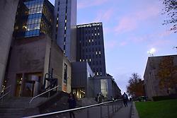 University of Glasgow library, Scotland