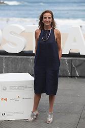 26.09.2015, Madrid, San Sebastian, ESP, San Sebastian International Film Festival, im Bild Spanish actress Consuelo Trujillo poses during `La novia´ (The Bride) film presentation // at 63rd Donostia Zinemaldia, San Sebastian International Film Festival in Madrid in San Sebastian, Spain on 2015/09/26. EXPA Pictures © 2015, PhotoCredit: EXPA/ Alterphotos/ Victor Blanco<br /> <br /> *****ATTENTION - OUT of ESP, SUI*****
