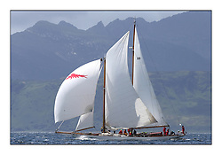 Day five of the Fife Regatta, Race from Portavadie on Loch Fyne to Largs. <br /> <br /> Astor, Richard Straman, USA, Schooner, Wm Fife 3rd, 1923<br /> <br /> * The William Fife designed Yachts return to the birthplace of these historic yachts, the Scotland's pre-eminent yacht designer and builder for the 4th Fife Regatta on the Clyde 28th June–5th July 2013<br /> <br /> More information is available on the website: www.fiferegatta.com