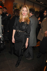 Actress ANNABELLE WALLIS at a party hosted by Mulberry to celebrate the publication of The Meaning of Sunglasses by Hadley Freeman held at Mulberry 41-42 New Bond Street, London on 14th February 2008.<br /><br />NON EXCLUSIVE - WORLD RIGHTS