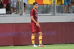 July 20, 2018 - Frosinone, Lazio, Italy - Cengiz Under during the Pre-Season Friendly match between AS Roma and Avellino at Stadio Benito Stirpe on July 20, 2018 in Frosinone, Italy. (Credit Image: © Silvia Lore/NurPhoto via ZUMA Press)