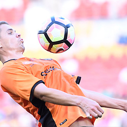 7th January 2017 - A-League RD 14: Brisbane Roar v Newcastle Jets
