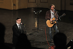 The hilarity continues from Jon Hodgman and Jonathan Coulton as they set the mood for Century on a Spree: The Whiffenpoof Centennial (1909-2009)