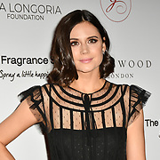 Lilah Parsons Arrivers at The Global Gift Gala red carpet - Eva Longoria hosts annual fundraiser in aid of Rays Of Sunshine, Eva Longoria Foundation and Global Gift Foundation on 2 November 2018 at The Rosewood Hotel, London, UK. Credit: Picture Capital