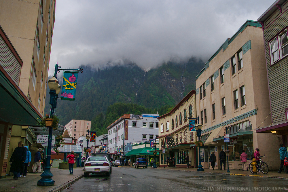 Franklin Street, Downtown Juneau