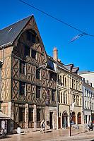 France, Region Centre-Val de Loire, Loiret (45), Orléans, la maison de Jeanne d'Arc // France, Loiret, Orleans, Jeanne d'Arc house
